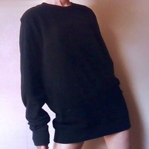 H&M Long Crew Neck Sweater